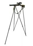 VIPER -FLEX  JOURNEY STYX ( XL 210 cm  ) CARBON ZIELSTOCK SET inkl. fünftes Standbein Single Leg Art.Nr.VF020103-1